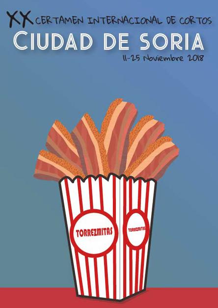 Diseño Cartel Festival Soria